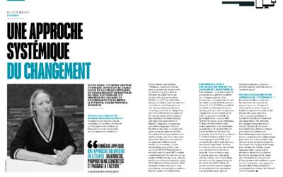 Une approche systémique du changement – Interview pour ANDY A LUXEMBOURG